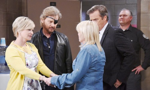 Days of Our Lives Spoilers: Tuesday, October 24 - Sami Arrested – Bonnie and Sheila Getaway Plan, Eli in a Tight Spot