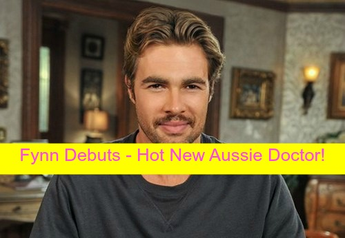 Days of Our Lives (DOOL) Spoilers: Alexander Bruszt Debuts as Fynn – Hot Australian Doctor Comes with Surprises