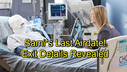 Days of Our Lives Spoilers: Sami's Last Airdate and Exit Details Revealed – Shockers and Closure Ahead