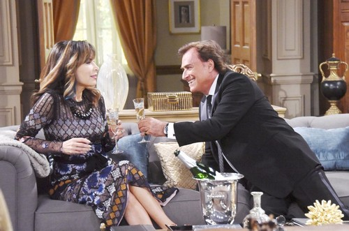 Days of Our Lives Spoilers: Friday, January 5 - Eric Learns Roman's Surprising Secret, Anna Returns