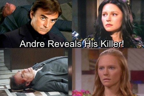 Days of Our Lives Spoilers: Andre Reveals Killer in Shocking Nightmare – Guilty Abigail Tries to Connect the Dots