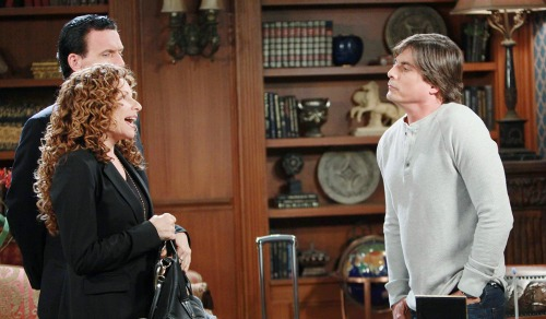 Days of Our Lives Spoilers: Adrienne Breaks Lucas' Heart, Reunites with Justin – Lucas Seeks Comfort from Eager Anne