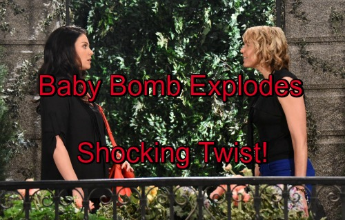 Days of Our Lives Spoilers: Chloe's Baby Bomb Explodes – Deimos Insists It's His Child - Ken Corday Drops Shocking Twist