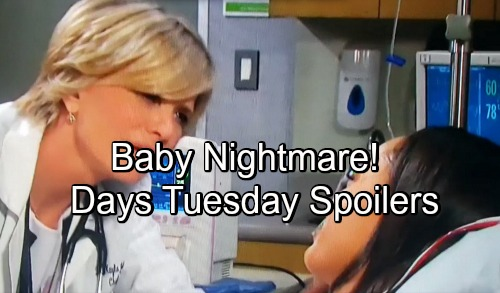 Days of Our Lives Spoilers: Tuesday, June 19 – Lani's Perfect Fantasy, Kayla Handles a Baby Nightmare – Abe and Eli Bond in Fear