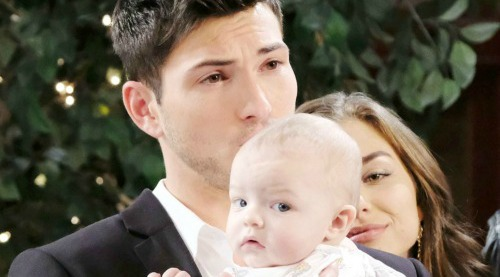 Days of Our Lives Spoilers: Ben Seeks Relationship With Baby David - Lani Pushes Him Away