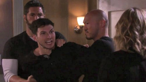 Days of Our Lives Spoilers: Sami Forces Ben to Kill Will Again – Violent Attack Restores His Real Memories