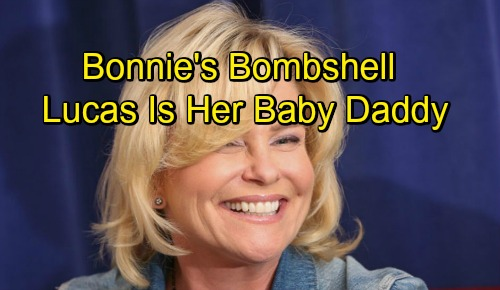 Days of Our Lives Spoilers: Bonnie Drops A Bombshell - Lucas Fathered Her Child