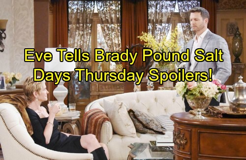 Days of Our Lives Spoilers: Thursday, December 14 - Sami and Rafe's Secret Exposed – Hope and Ciara Face Off