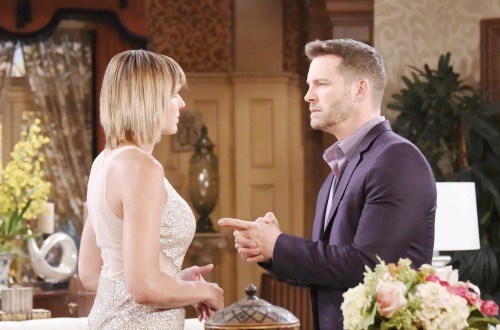 Days of Our Lives Spoilers: Brady's Ultimatum Revealed - Threatens to Put Nicole in Prison For Deimos Murder