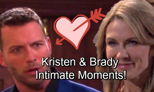Days of Our Lives Spoilers: Kristen Scores Intimate Moment with Brokenhearted Brady – Dangerous Ex Proves Irresistible