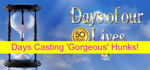 Days of Our Lives Spoilers: Six New Characters Headed to DOOL – Casting Two Gorgeous Hunks and a Hot Bad Boy!