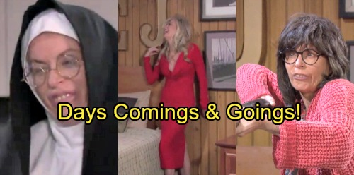 Days of Our Lives Spoilers: Casting News – Comings and Goings – Kristen and Sister Mary Moira Return – New Gigs for DOOL Stars