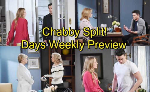 Days of Our Lives Spoilers: Week of August 6 Preview Video – Sudden Suspicions, Unraveling Secrets and Total Heartbreak