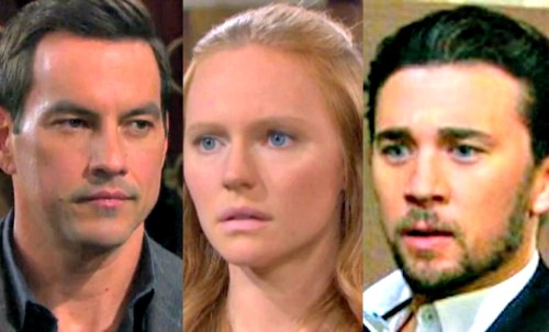 Days of Our Lives Spoilers: Abigail Rages During Run-in with Stefan – Wants to Keep Evil DiMera Away from Her Baby