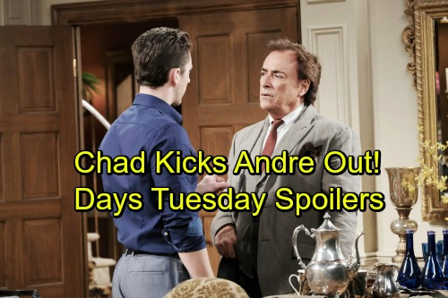 Days of Our Lives Spoilers: Tuesday, November 28 - Sami Forces Ben to Follow Twisted Orders – Rafe Steals Hope's Job