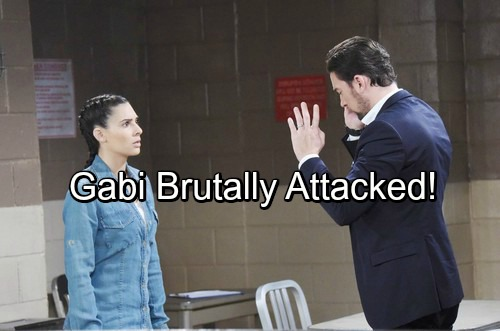 Days of Our Lives Spoilers: Gabi Needs Emergency Surgery After Brutal Prison Attack