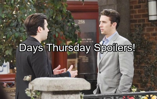 Days of Our Lives Spoilers: Thursday, August 10 - Chad and Abigail's Complicated Reconnection – Abe's Gift Shocks Valerie