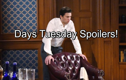 Days of Our Lives Spoilers: Chad Torn Between Head and Heart Over Andre's Plot – Gabi's Shocking Discovery, Dario in Hot Water