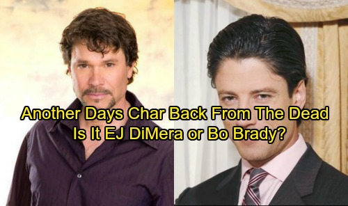 Who is ej dimera dating in real life