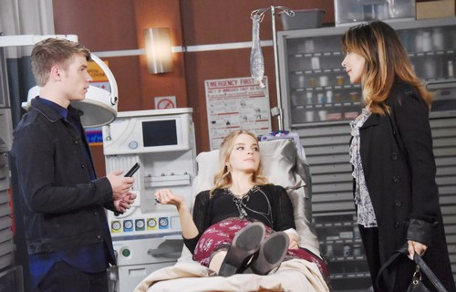 Days of Our Lives Spoilers: Vivian's Vengeance – Sinister Schemer Ultimately Responsible For Theo's Shooting