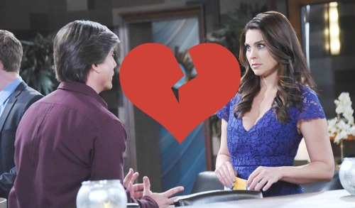 Days of Our Lives Spoilers: Chloe Has Doubts About Lucas, Shares Relationship Issues with Eric – Lucas Faces More Heartache