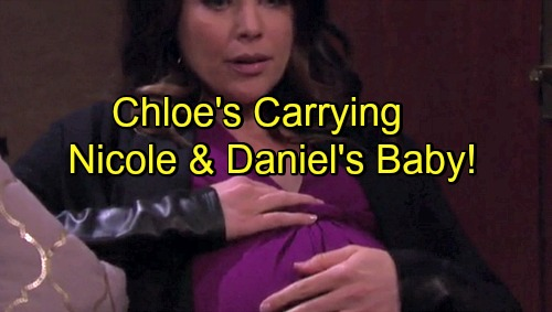 Days of Our Lives Spoilers: Crazy Baby Drama – Chloe Carrying Nicole and Daniel's Child - Shocking Surrogate Twist