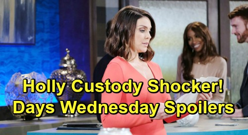 Days of Our Lives Spoilers: Wednesday, December 12 – Nicole's Letter Shocks Chloe – Leo and Sonny's Wedding Kicks Off