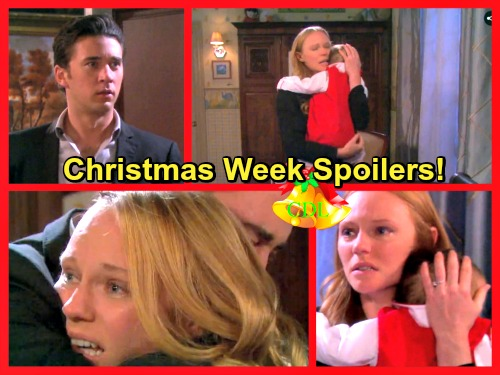 Days of Our Lives Spoilers: Christmas Brings Reunions, Conflict and Bombshells – Details on Salem's Shocking Holiday Season