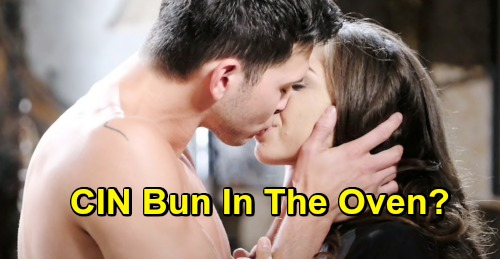 Days of Our Lives Spoilers: Hope Warns Against Ben and Ciara Pregnancy – Cin Bun In The Oven?