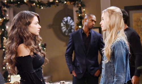 Days of Our Lives Spoilers: JJ Causes a Family Crisis - Ciara and Claire's Christmas Conflict Explodes – Lani Gets Love Advice