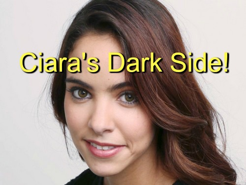 Days of Our Lives (DOOL) Spoilers: Darker Side of Ciara Emerges - Throws Big Birthday Bash To Forget Chase Rape