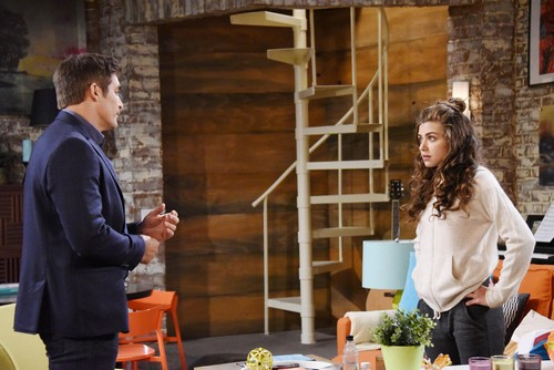 Days of Our Lives Spoilers for Next 2 Weeks: Lani Shocked by Pregnancy News – Steve's Scary Symptoms – Will Dumps Sonny
