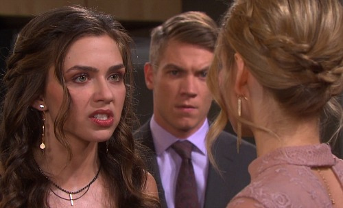 Days of Our Lives Spoilers: Ciara and Tripp's Revenge Trap – Selfish Claire Gets What She Deserves