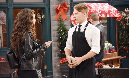 Days of Our Lives Spoilers: Next 2 Weeks - JJ's Suicide Plan – Ciara and Claire Christmas Eve Battle – Surprising New Couple