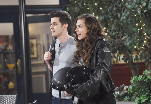 Days of Our Lives Spoilers: Tuesday, April 24 – JJ Comes to Stefan's Rescue – Chad Arrested – Guilty Claire Confesses