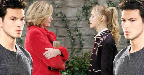 Days of Our Lives Spoilers: Claire and Eve Team Up to Frame Ben for Cabin Fire – Eve Wants Paige's Murderer to Pay