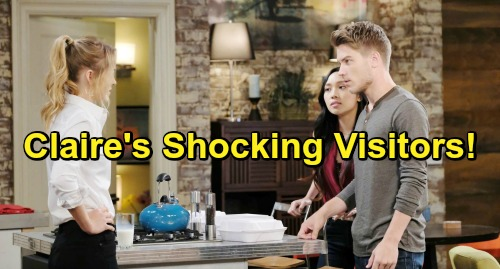 Days of Our Lives Spoilers: Shawn and Belle's Return Brings Shocking Exposure for Fire-Starter Claire