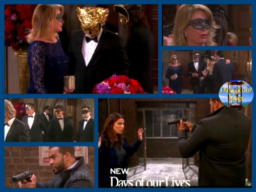 Days of Our Lives Spoilers: Steve and Kayla's Wedding Comes with Surprises – Stephanie Comes Home, Carrie and Austin Join In