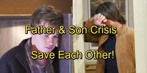Days of Our Lives Spoilers: Lucas Needs Rehab, Will Needs His Memory - Father and Son Shocking Breakthrough