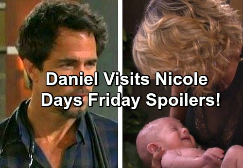 Days of Our Lives Spoilers: Daniel Gives Nicole Guidance – Victor and Maggie Get a Shock – Marlena's Plan To Bring Down Stefano