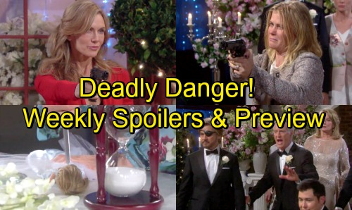 Days of Our Lives Spoilers: Week of August 20 Preview – Deadly Danger, Startling Threats and Long-awaited Returns
