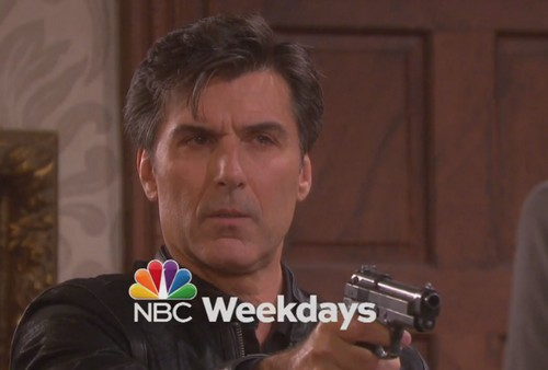 Days of Our Lives Spoilers: Chad Strikes Back For Kidnapping, Orders Deimos' Brutal Beating – Violence Pushes Abigail Away