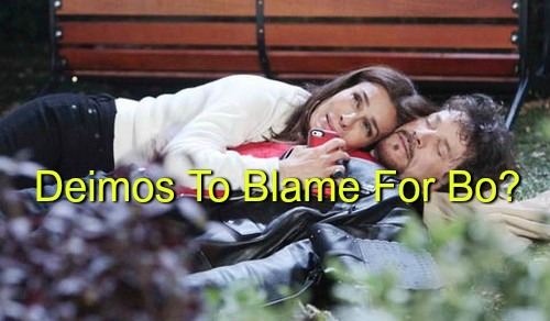 Days of Our Lives (DOOL) Spoilers: Deimos True Mastermind of Bo's Kidnapping – Shocking Revelations Ahead for Hope