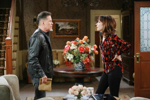 Days of Our Lives Spoilers: A Martinez Exits DOOL - Eduardo Arrested and Carted Off to Jail