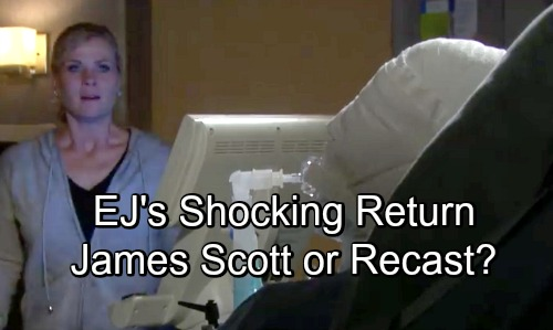 Days of Our Lives Spoilers: EJ's Big Return - Is it James Scott or A Recast - See The Evidence