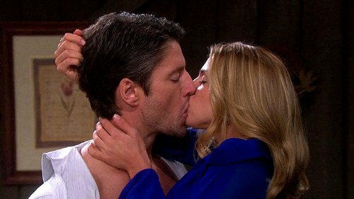 Days of Our Lives Spoilers: Next 2 Weeks - Abigail Shocked As Sami Kisses Chad - Victor's Stunning Announcement