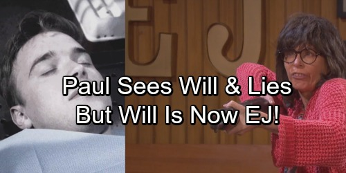 Days of Our Lives Spoilers: Paul Keeps Will Discovery Secret - Betrayed Sonny Turns Back to Will, But He's Now EJ