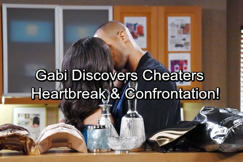 Days of Our Lives Spoilers: Gabi Finds Stunning Evidence of Eli and Lani's Cheating – Confrontation and Heartbreak Ahead