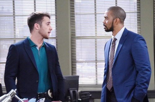 Days of Our Lives Spoilers: Tuesday, October 3 - Hope's Promotion – Ben Plays Games with Sonny – Kate and Andre's Shocker