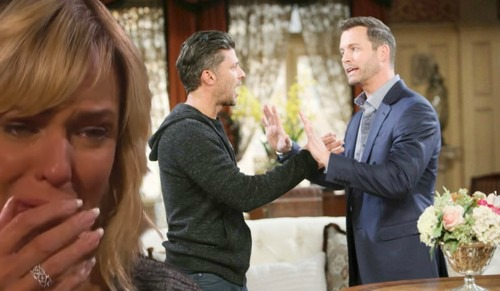 Days of Our Lives Spoilers: Eric Explodes Over Brady's Blackmail, Rages Over Nicole's Pain – Jennifer's Confession Brings Chaos